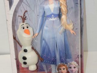 Frozen II Doll