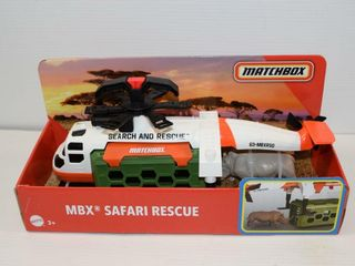 Matchbox Helicopter