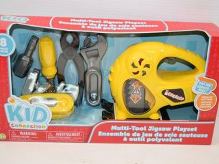 Multi Tool Jigsaw Playset