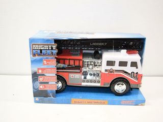 Mighty Fleet Fire Truck