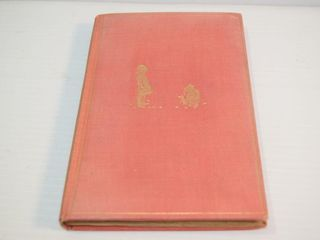 1928 The House at Pooh Corner 1st Edition