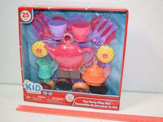 Tea Party Playset