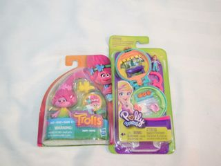 Trolls Doll   Polly Pocket