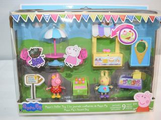 Peppa Pig s Sweet Day