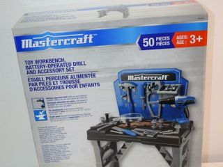 Mastercraft Toy Workbench