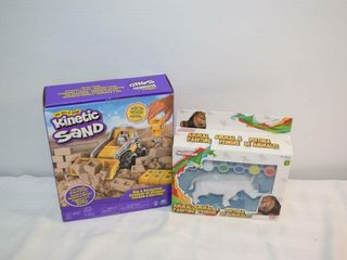 Animal Painting   Kinetic Sand