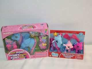 little Unicorn Trio   Magic Pony