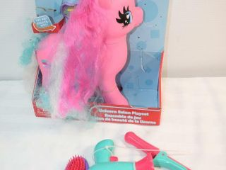 Unicorn Salon Playset