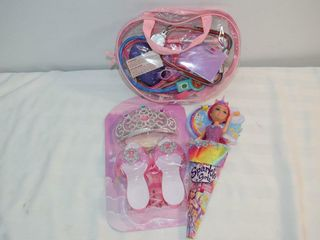 Sparkle Girlz Doll  Accessory Kit
