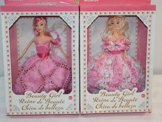 2 Beauty Girl Dolls