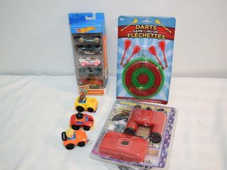 Hot Wheels  Dart Games   Other Toys