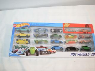 Hot Wheels Set 20 Cars