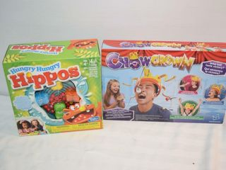 Games Hungry Hippos   Chow Crown