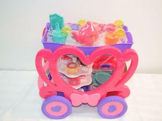 Deluxe Tea Cart Playset