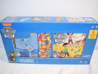 Paw Patrol 6 Game Set