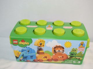 lego Duplo My 1st Animal Brick Box