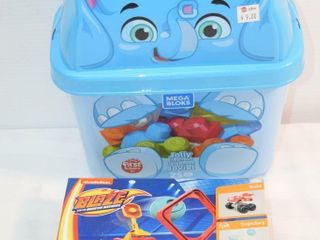 Mega Bloks Jolly Elephant   Truckball