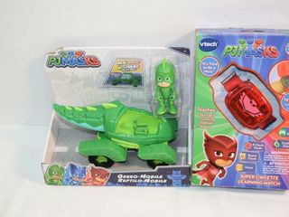 PJMasks learning Watch   Gekko Mobile