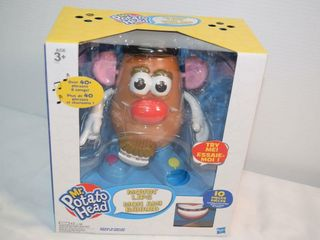 Mr Potato Head Movin  lips