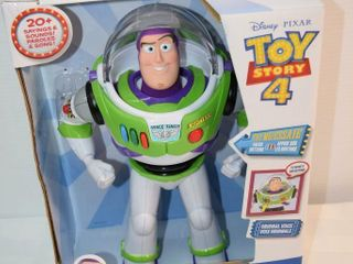 Toy Story 4 Buzz lightyear Talking Figure