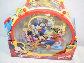 Disney Mickey Party Band