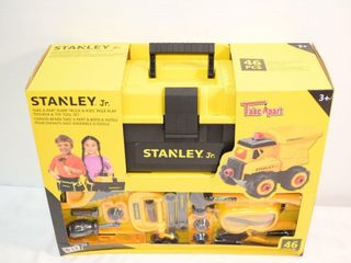 Stanley Jr  Toolbox   Toy Tool Set