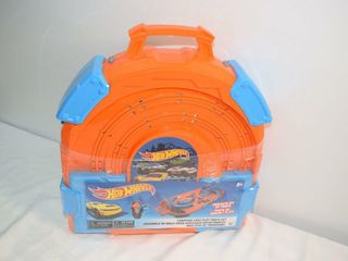 Hot Wheels Carrying Case Slot Track Set