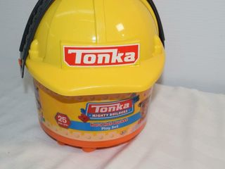Tonka Hard Hat Bucket Play Set