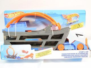Hot Wheels Stunt   Go