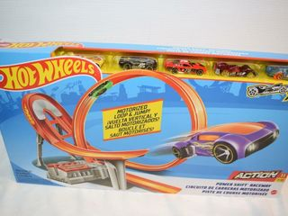 Hot Wheels Power Shift Raceway