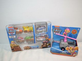 Paw Patrol Skye   Off Road True Metal Pack