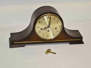 Mantle Clock  19  x 9  x 4