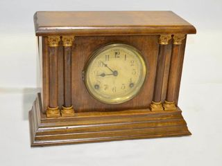Mantle Clock  15  x 10  x 6