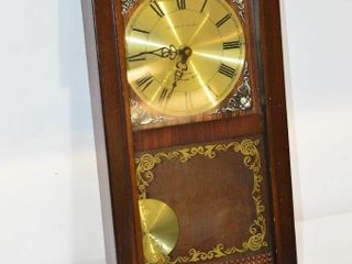 Pendulum Wall Clock  20  Tall