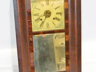 Wall Clock with Weight  15  x 26