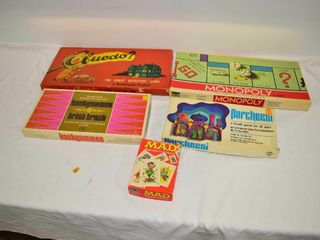 Grp  of Assorted Games