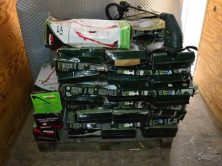 Pallet of  30 Yardworks Elec  String Trimmers