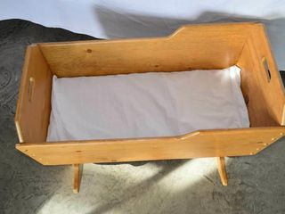 Wooden Cradle  36  long