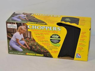 Choppers Hammer in landscape Edging  20ft