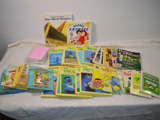 Box of Children s Books and Magazines