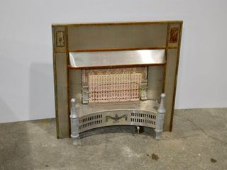 Gas Fireplace   31  x 31