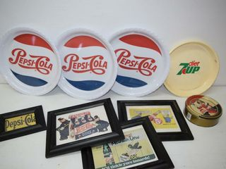 Pepsi Trays   Pictures