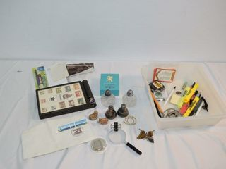 Assorted Junk Drawer Items Vintage