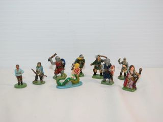 1980 s Dungeons   Dragons Pewter Figure