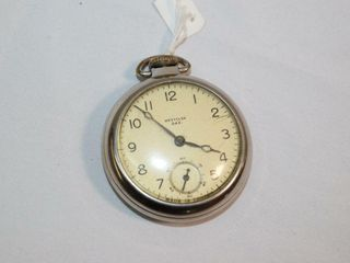 Westclox Pocket Watch