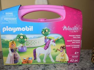Playmobil Princess Unicorn Carry Case