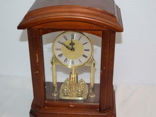 Bulova Mantel Clock