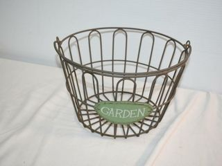 Garden Egg Basket