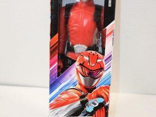 Power Ranger Figurine
