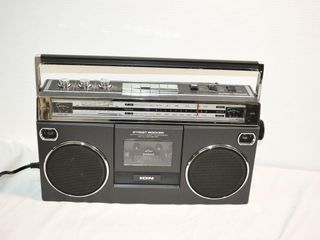 ION Street Rocker Retro Boombox working